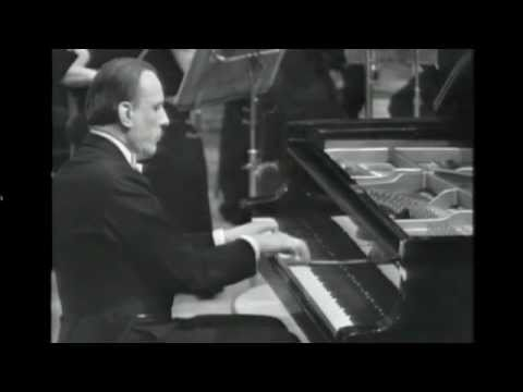 Arturo Benedetti Michelangeli suona Beethoven Concerto op. 73. dir. Jan Krenz 1967