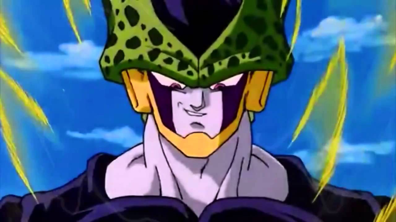 Animation Wallpaper Android Dbz Cell Messed Up Gohan S Arm 720p Hd Youtube