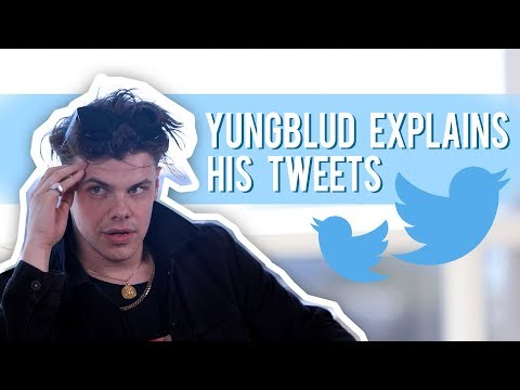 Yungblud explains his craziest tweets