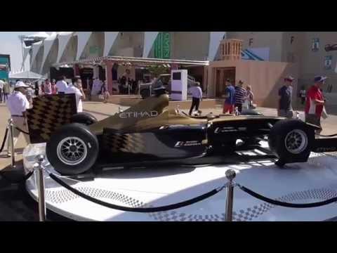 Abu Dhabi Grand Prix Hospitality with Senate Grand Prix