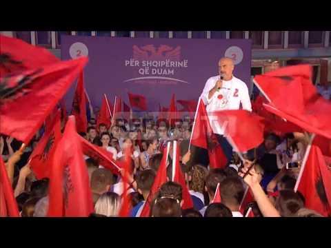 Report TV - Rama sulm LSI: Porti i Durrësit rriti 70% administratën për vota