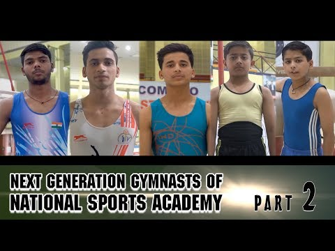 NEXT GEN GYMNASTS OF National Sports Academy | Part 2