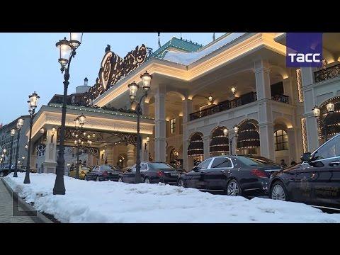 В игорной зоне Сочи открылось первое казино