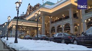 В игорной зоне Сочи открылось первое казино(Первое казино игорной зоны