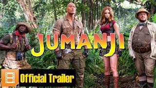 """[Trailer] """"Jumanji (2017)"""" (Dir. Jake Kasdan)"""