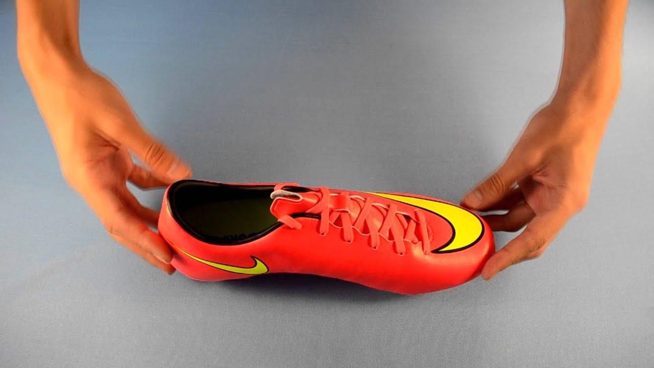 Обзор сороконожек Nike Mercurial Victory V CR TF Lava. Точно .