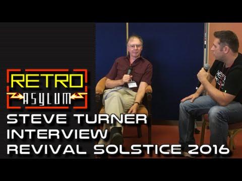 SteveTurner Interview - Revival Solstice 2016