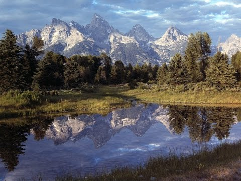 ❤ YELLOWSTONE NATIONAL PARK, WYOMING ❤ Beautiful Place to Visit   Travel Guide HD