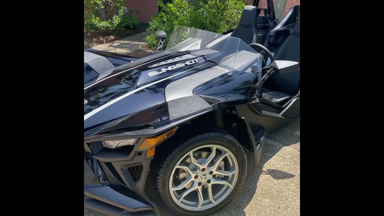 The New 2021 Polaris Slingshot Rentals for 30a