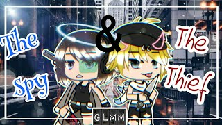|✯The spy and the thief✯| GLMM| Gacha Life Mini Movie| READ DESC