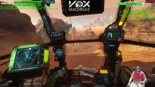 Highlight: Vox Machinae VR | Mech Pilot Reporting For Duty! | Good Times in VR - Ep5