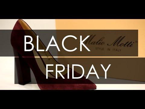 Black Friday в Mario Muzi  Женская обувь по огромной скидке!