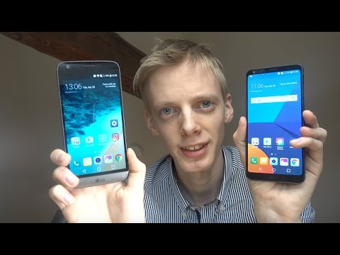 LG G6 vs. LG G5 - Which Is Faster?!