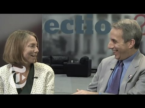 Election 2012 | Jill Abramson on the Media's Role | The New York Times
