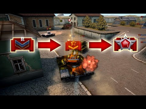 Tanki Online Starting From Beginning By Surprises #1 Танки Онлайн