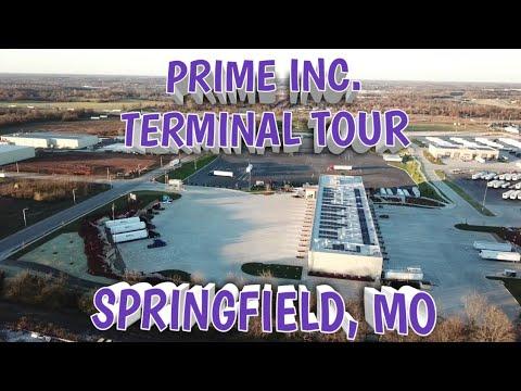 PRIME INC. TERMINAL TOUR | SPRINGFIELD, MO