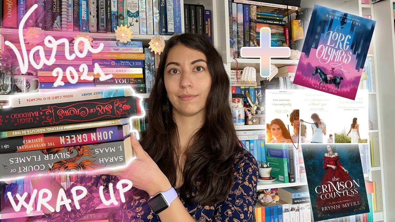 Wrap Up #58 | Ce cărți am citit în vara 2021