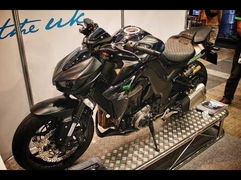 Kawasaki Z Custom Nitron Racing Shocks