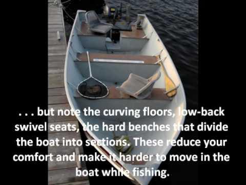 Northern Ontario Fishing Boats At Island 10 Fishing Lodge