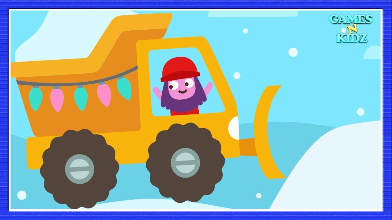 Fun Sago Mini Games - Baby Play & Learn Build Holiday ...