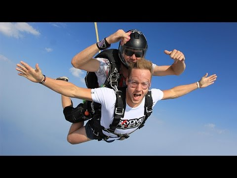 David Miller | #SkydiveDubai