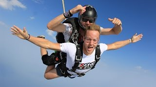 David Miller | #SkydiveDubai