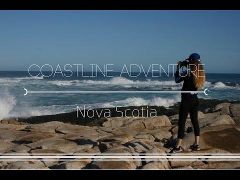 WAVES TOO WAVY | Nova Scotia Coastline Hike