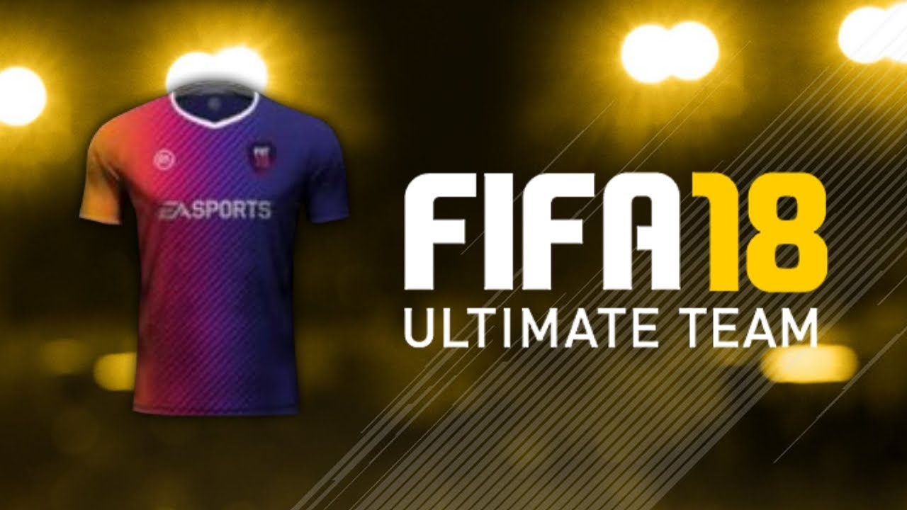 39a6d729f NEW OFFICIAL FIFA 18 ULTIMATE TEAM KITS!! - YouTube