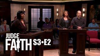 Judge Faith - Text Threats; Repo Outta Hell (Season 3: Full Episode #2)