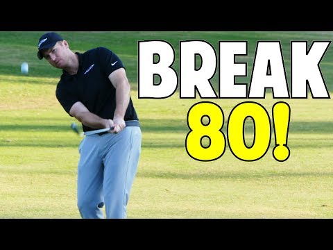 5 Golf Tips To Break 80