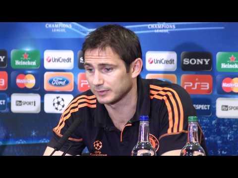 Chelsea v Barcelona - Lampard (18.4.2012)
