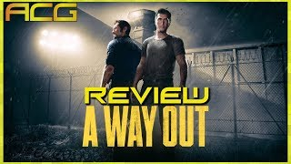 """A Way Out Review """"Buy, Wait for Sale, Rent, Never Touch?"""""""