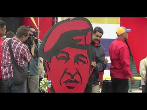 Resistance and Repression in Venezuela (docu)