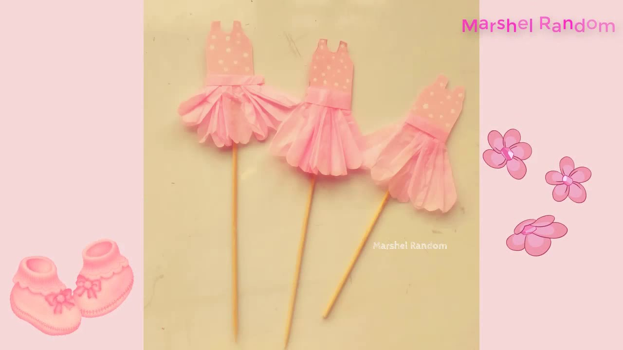 Como hacer decoraciones baby shower ni a diy for Decoracion baby shower nina