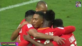 AS Monaco VS SM Caen 2-0 All goals & Highlights - Ligue 1 - 21 october 2017