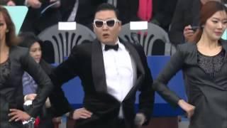 PSY   GANGNAM STYLE @ South Korea Presidential Inauguration Ceremony