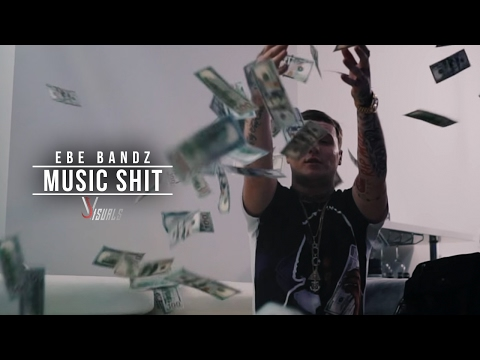 EBE Bandz - Music Shit (Official Video) Shot By @JVisuals312