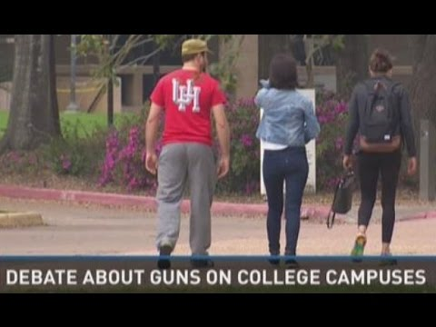 The Result of Concealed Carry on College Campuses