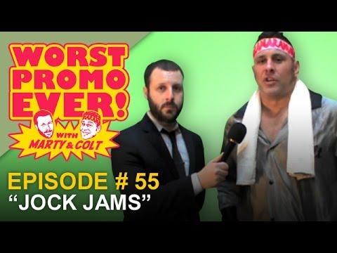 Colt Cabana & Marty DeRosa's WORST PROMO EVER Ep 55