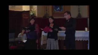 Cours Chant Lyrique, Grésivaudan, de Grenoble à Chambéry (Crolles) professeur Sabine Degroote