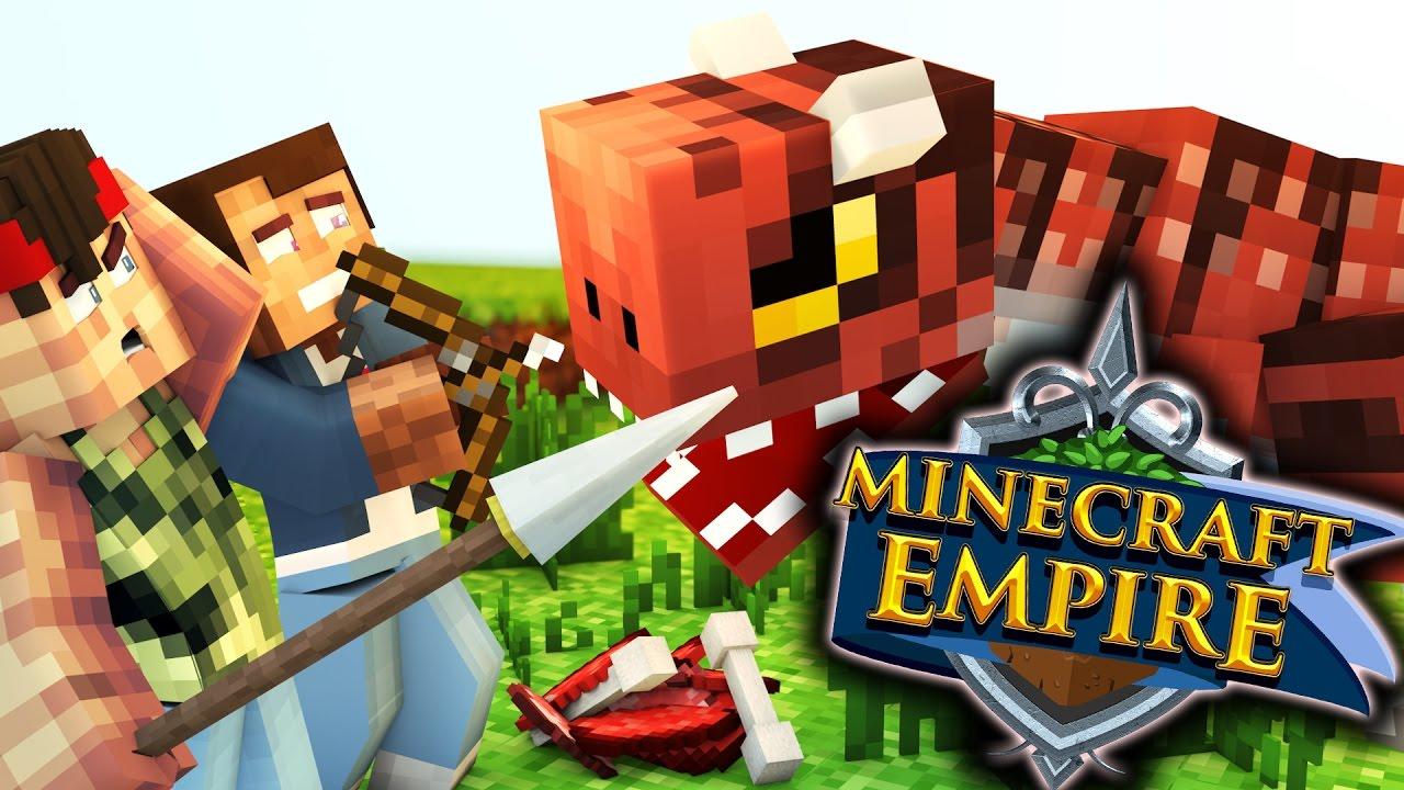 DAS ABENTEUER BEGINNT ENDLICH MINECRAFT EMPIRE YouTube - Minecraft empire spielen