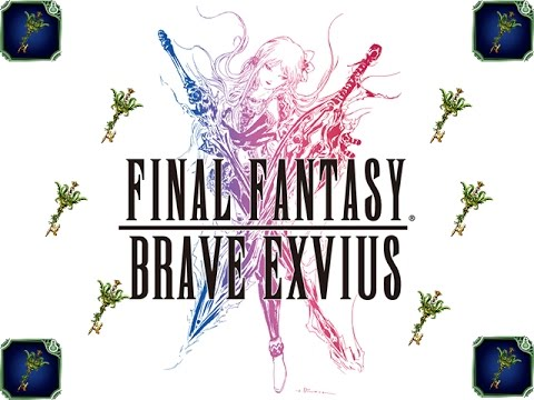 Final Fantasy brave exvius - Earth keys