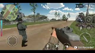 Call Of Courage WW2 FPS Action Game Android gameplay