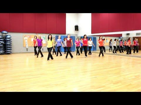 Texas Time - Line Dance (Dance & Teach in English & 中文)
