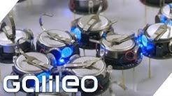 Diese Roboter sollen zukünftig Krebs bekämpfen | Galileo | ProSieben