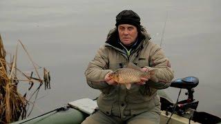 Ловля карася. Река Стугна. Рыбалка в Украине. Рыбалка