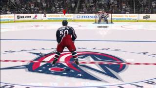 Nasher's SO Challenge Warm-up (NHL 11 Gameplay/Commentary)