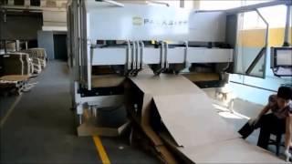 Бесконечный картон(Бесконечный гофрокартон. Производитель гофрокартона, компания «Оскар» предлагает изготовление широкого..., 2013-08-24T09:26:01.000Z)