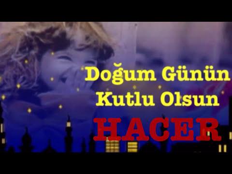 HACER  İyi ki Doğdun :)  3. VERSİYON Komik Doğum günü Mesajı ,DOĞUMGÜNÜ VİDEOSU Made in Turkey :) 🎂
