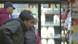 Psychology Behind Stocking Up: Why Milk, Bread & Eggs During A Storm?